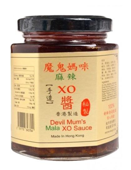 魔鬼媽咪冬陰公XO醬(220G)